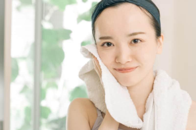 タオルのたたみ方を知って、使いやすくきれいに収納しよう