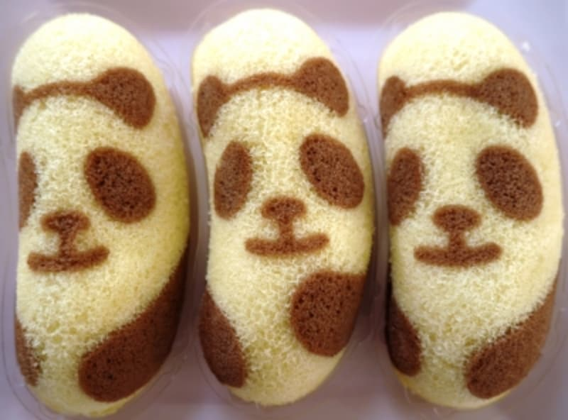 東京ばな奈パンダバナナヨーグルト味、「見ぃつけたっ」