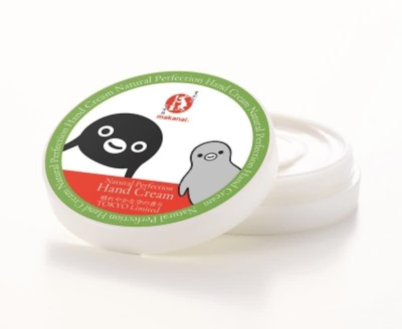 suicaのペンギンハンドクリーム