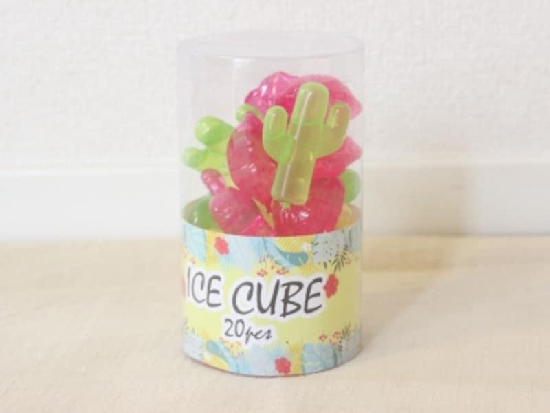 暑さ対策エコグッズ8:アイスキューブ