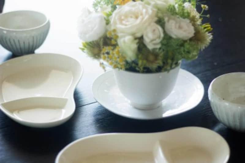 ワンプレートを活用すれば、取り皿、豆皿などを何枚も用意しなくてすみます