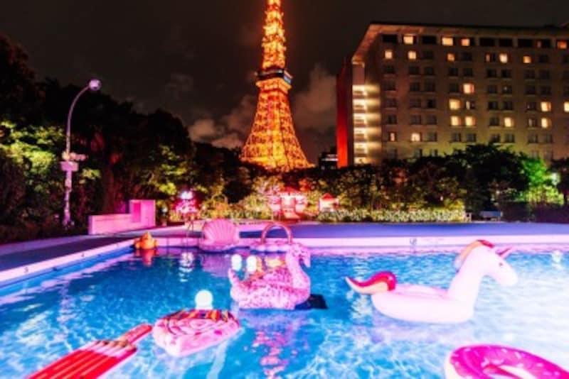 東京 ナイトプール おすすめ 人気