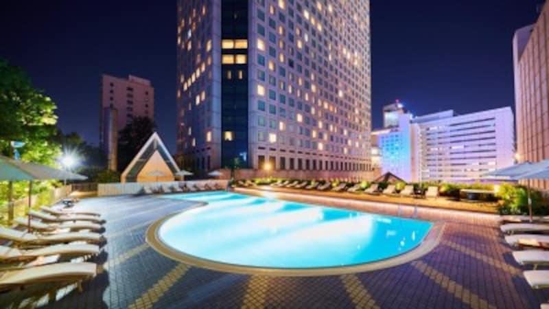 東京 ナイトプール おすすめ 人気 品川プリンスホテル