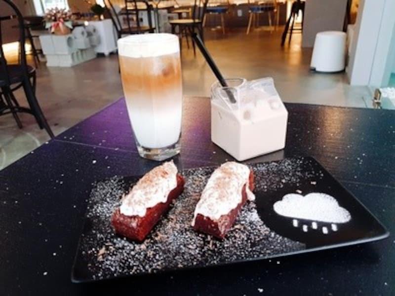 カロスキルのカフェ、エル・シエロ