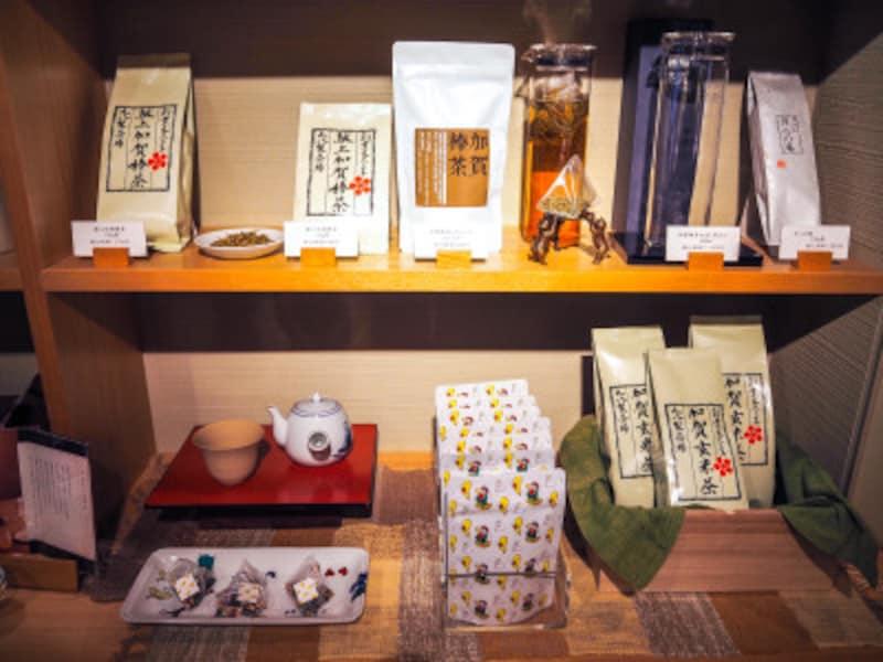 加賀棒茶@丸八製茶場