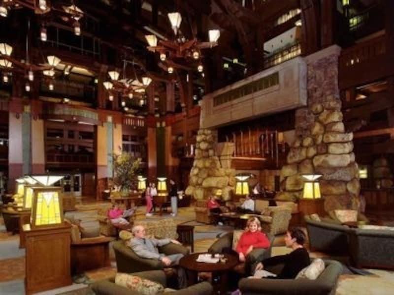 ディズニーグランドカリフォルニアホテル&スパ