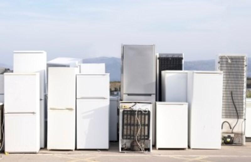 冷蔵庫の処分には家電リサイクル法が適応される