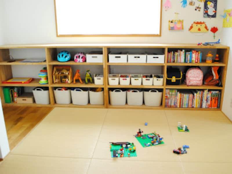 子供が片付けしやすい部屋作り・おもちゃ収納のコツ