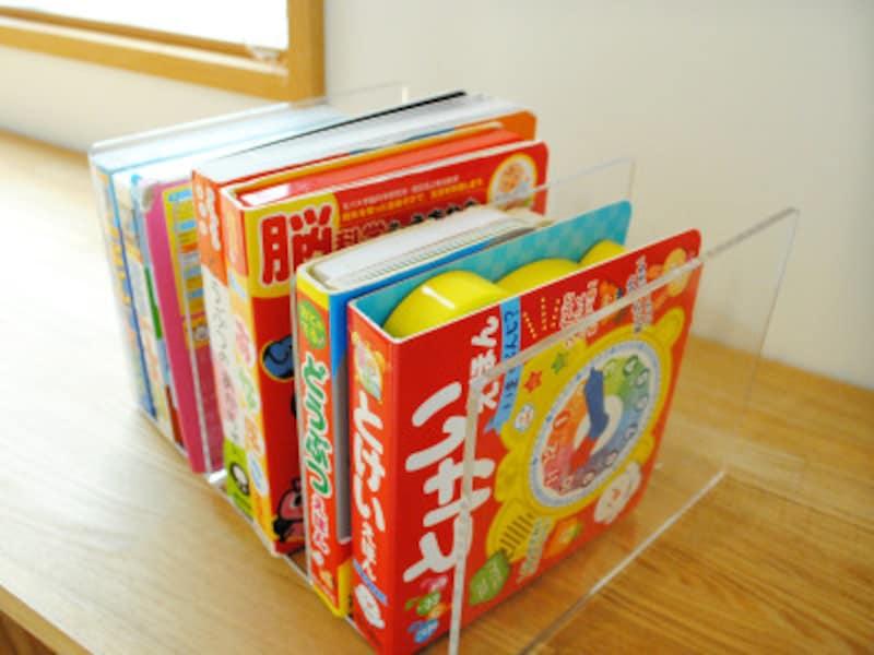 子供が片付けしやすい部屋作り・本の収納のコツ