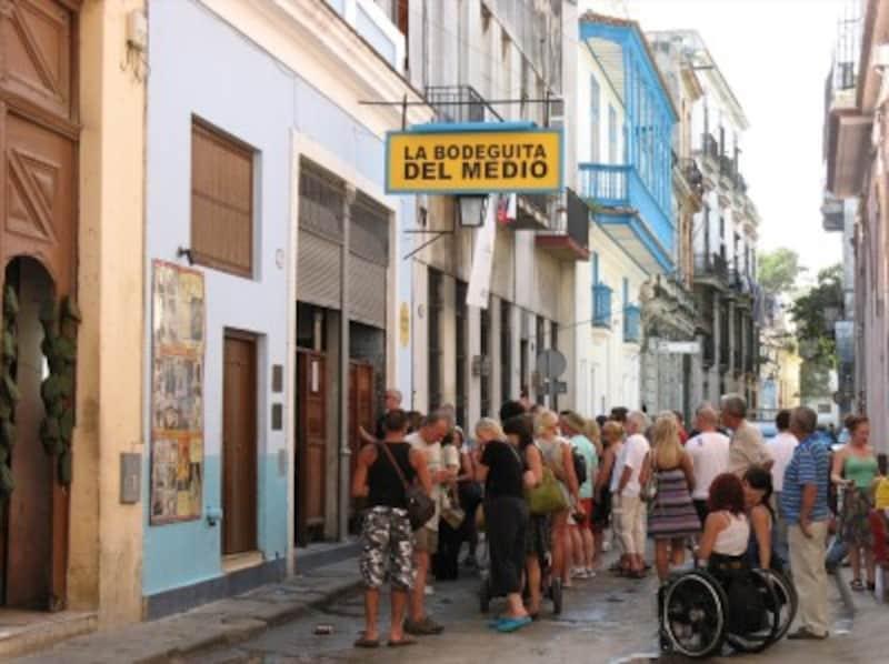 ラ・ボデギータ・デル・メディオ