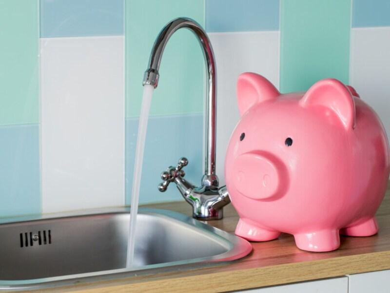 節水は料金より使用量で考える