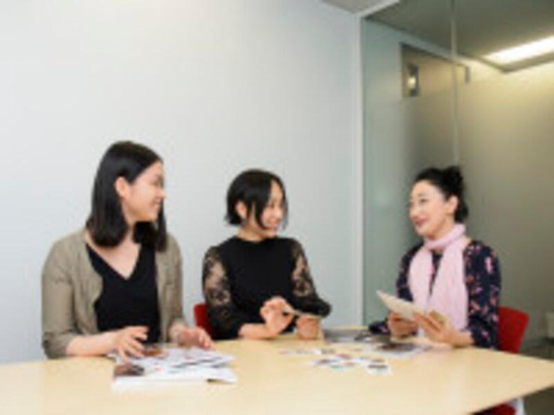 LIXIL小野さん、篠坂さん、ガイド藤倉