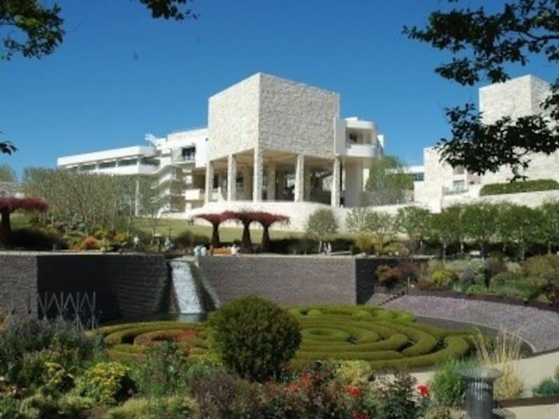 ロサンゼルス ゲティセンター