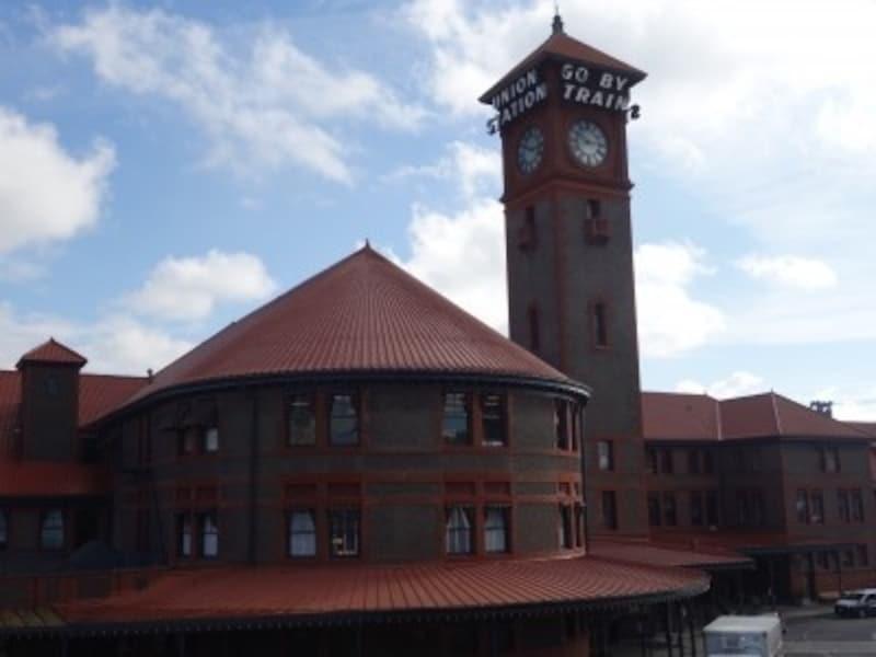 ポートランドのユニオン・ステーション