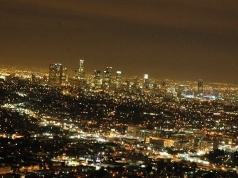 ロサンゼルス グリフィス天文台