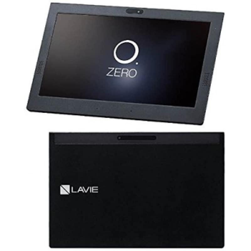 仕事でも、プライベートでも使える大きめサイズのディスプレイのLAVIEHybridZEROPC-HZ100DA