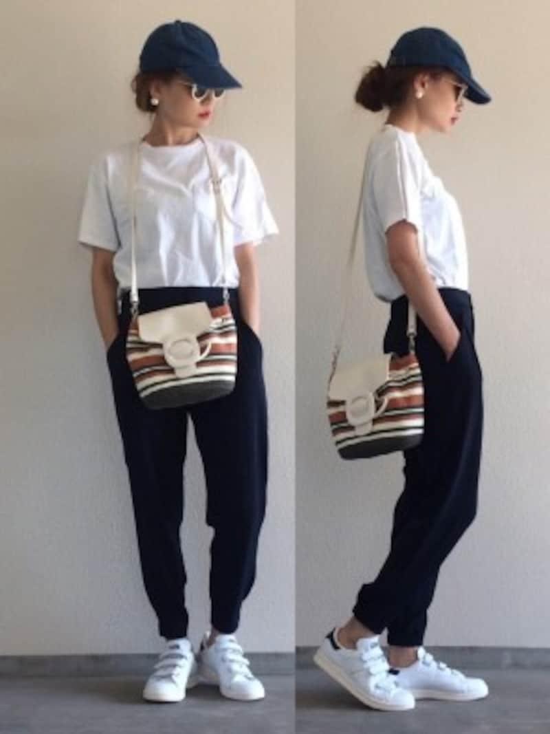 海外発祥のアスレジャースタイル