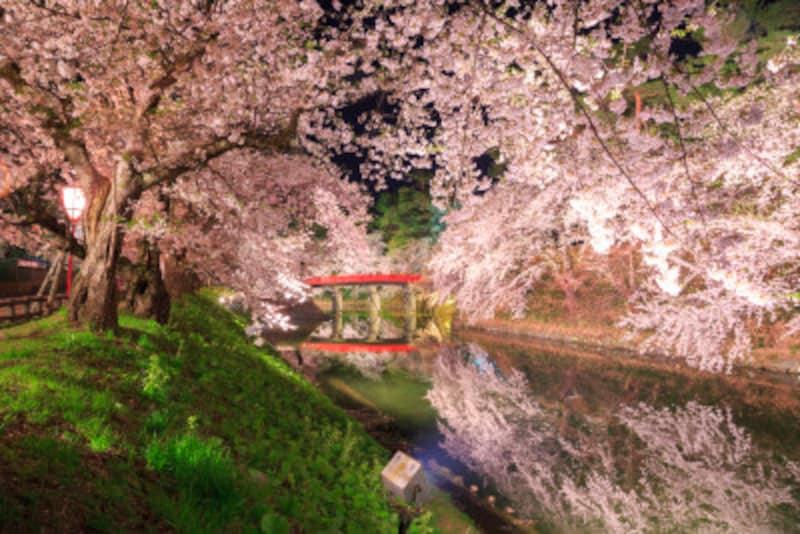 青森 観光 季節 春 弘前さくらまつり
