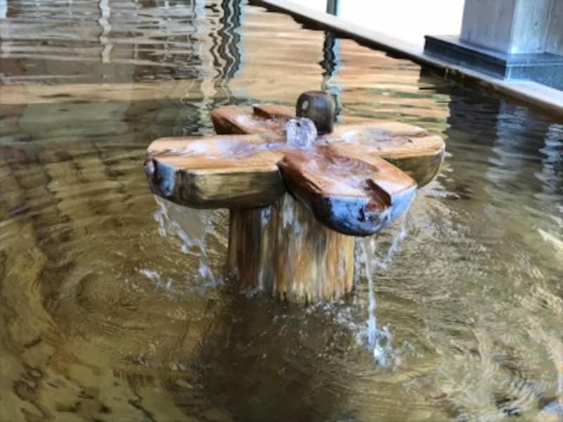 観音温泉内湯フォト