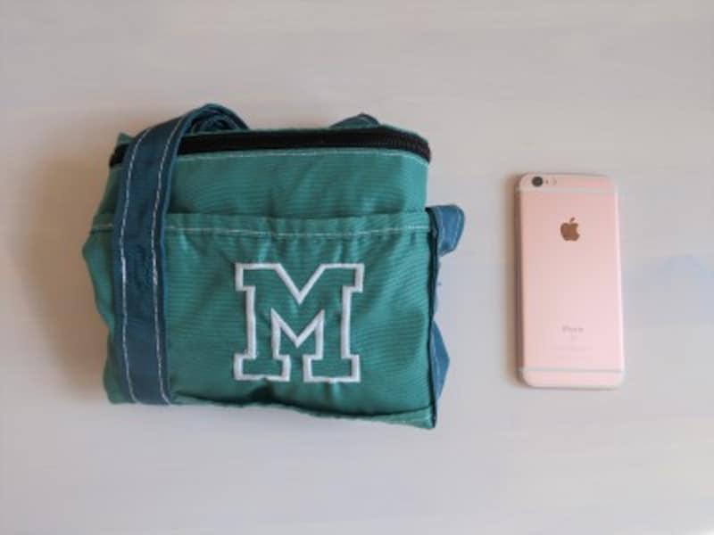 旅行や荷物が増えそうな時、サブバッグとして持って行くにも安心