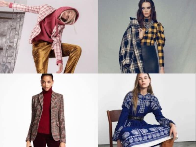 2018,19年秋冬ファッショントレンド