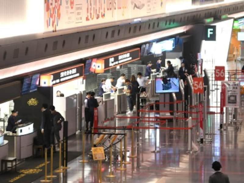 羽田空港,第1ターミナル
