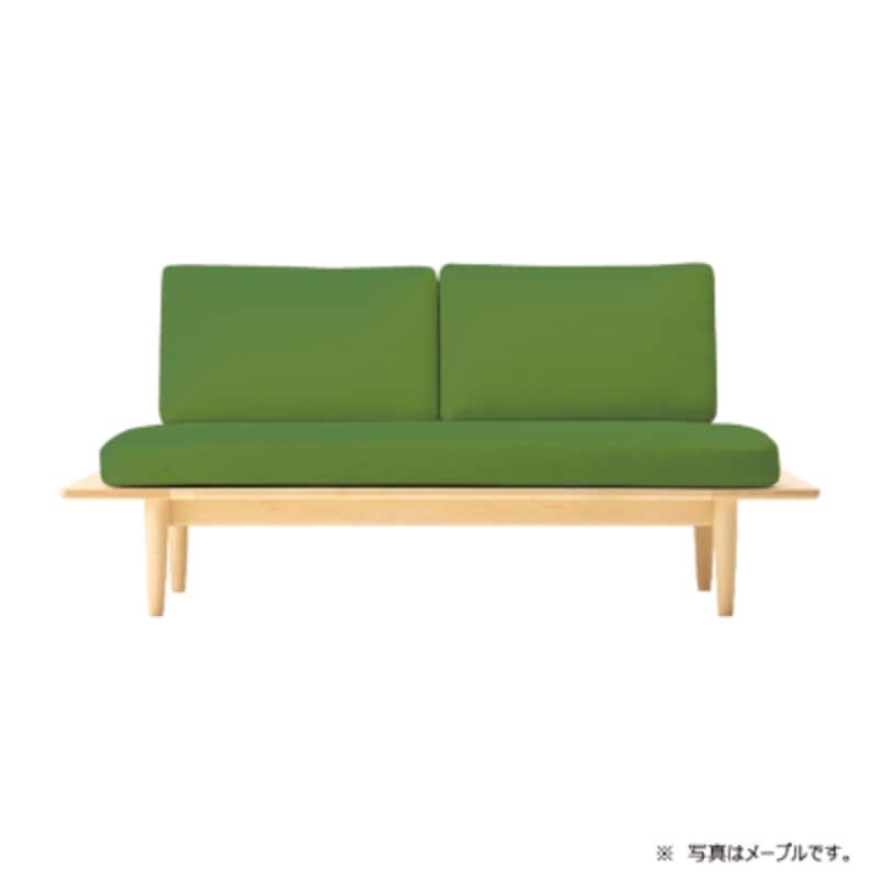 cosine(コサイン)のぷらっとソファ(メープル)税込199800円(画像はcosine公式通販サイトより引用)