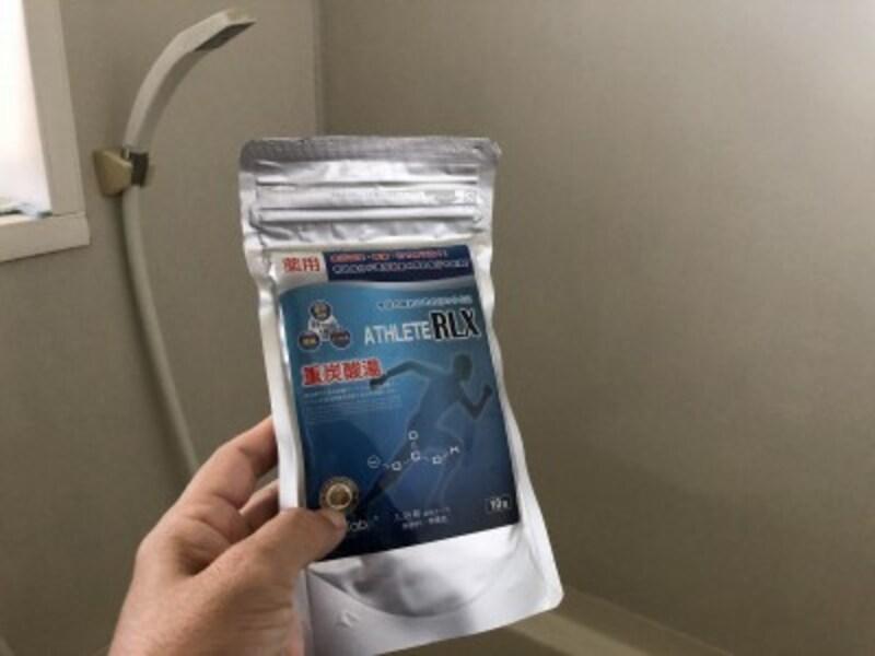 重炭酸湯タブレット