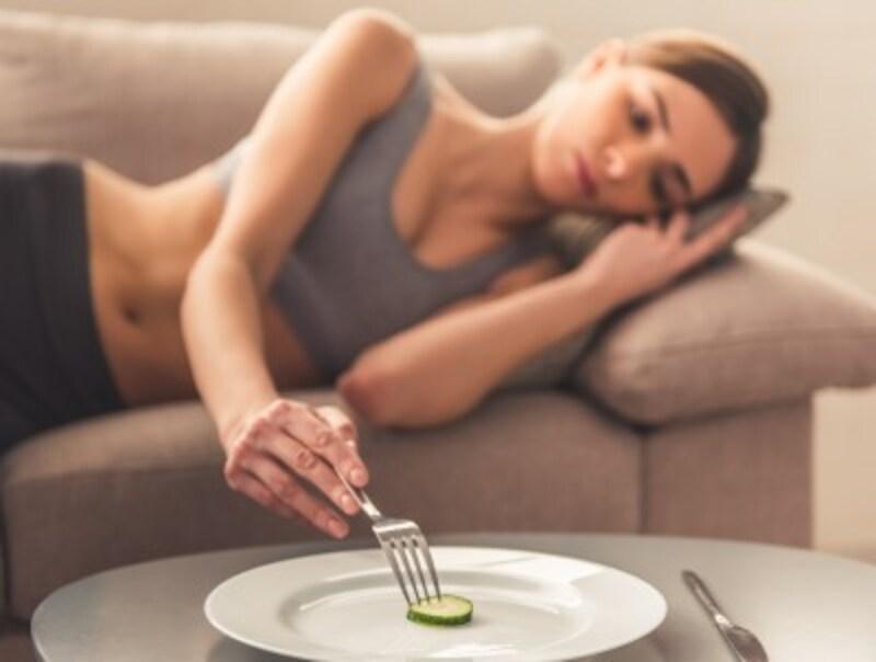 ダイエットとうつ症状