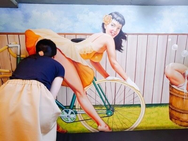 ソウルの弘大(ホンデ)にあるラブミュージアム