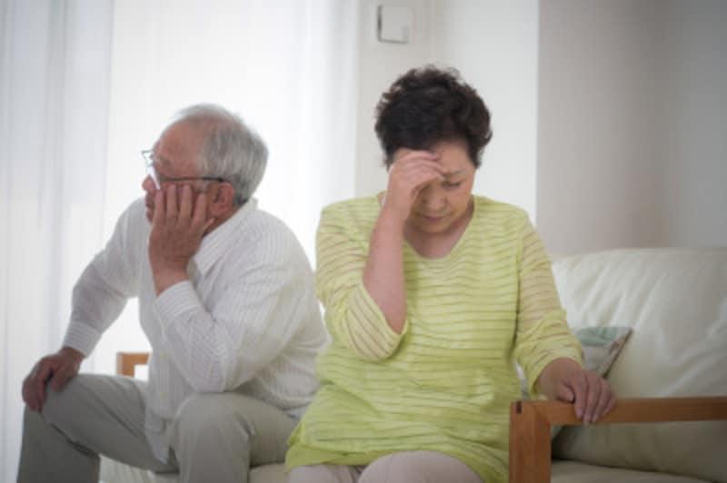 定年退職後は、夫婦で過ごす時間が増えることで、妻の生活のペースが乱れ、妻のストレスになる危険性も