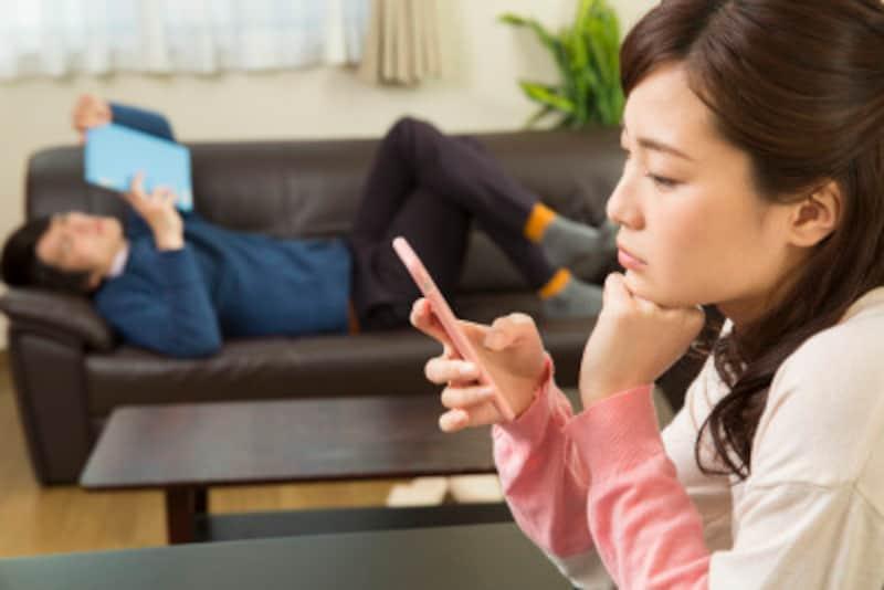 自分の夫を想像しながら、夫源病の危険性をセルフチェック!