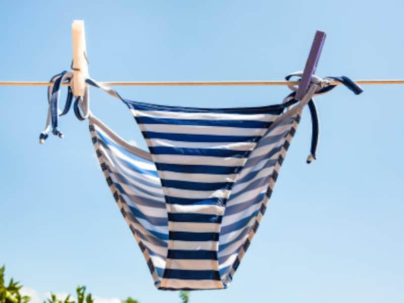 水着に着替えたりと、特に下着の替えが必要なビーチへの旅行で大活躍