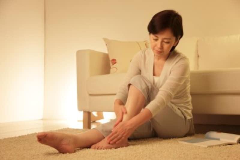 足の裏が痛い足底腱膜炎