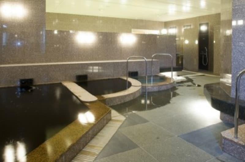 SPA&HOTEL和なごみの黒湯