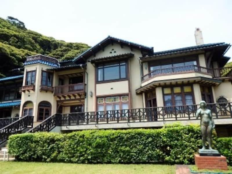 鎌倉三大洋館のひとつ『旧前田侯爵邸』