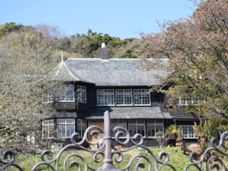 鎌倉三大洋館のひとつ『古我邸』