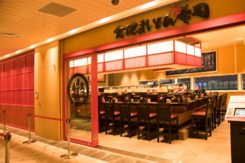 東京のおすすめ回転寿司1:金沢まいもん寿司 上野