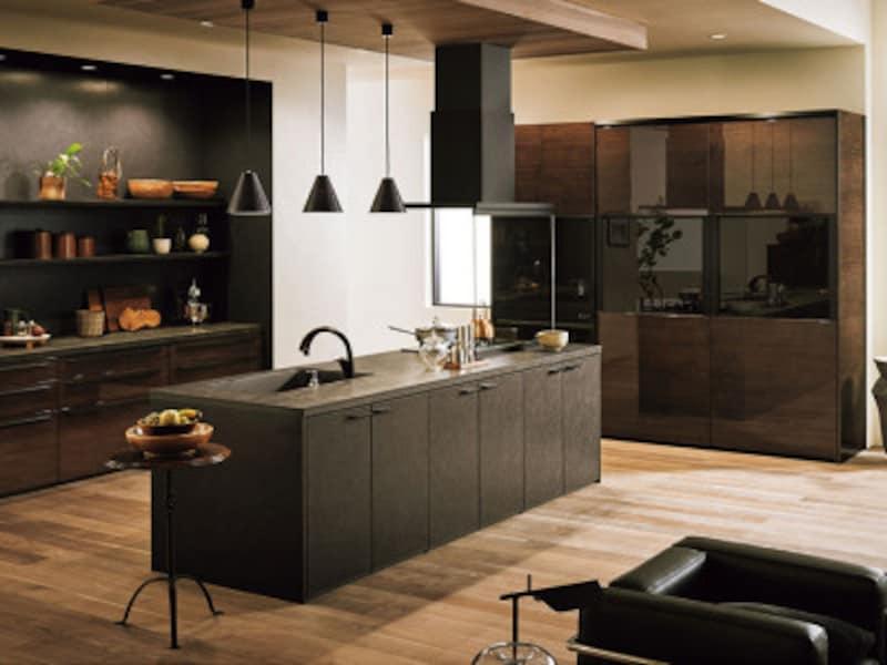 [リシェルSI]  オープン対面キッチン