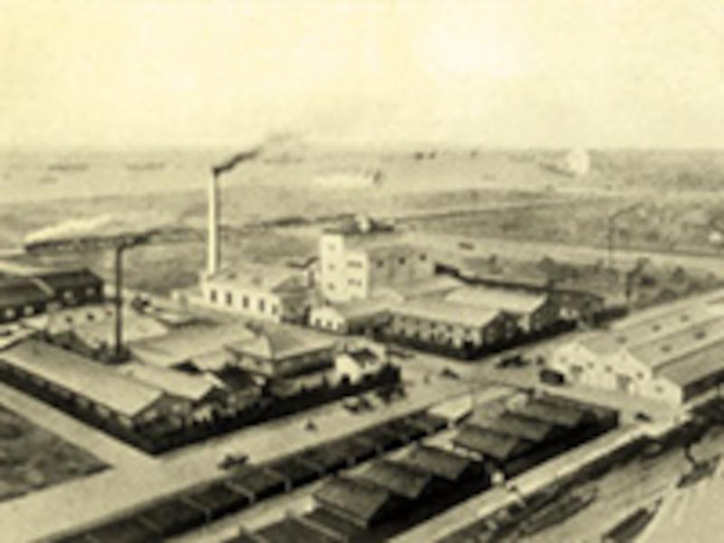 築港工場(現大阪工場)