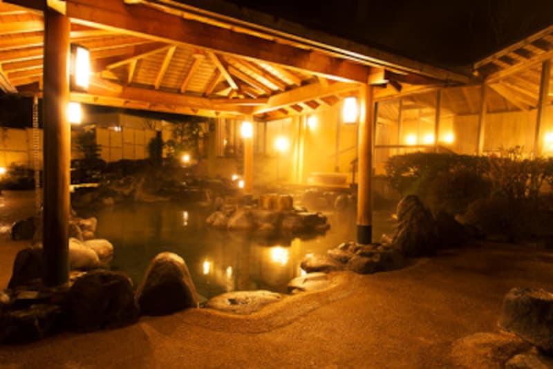 箱根小涌園ユネッサン森の湯