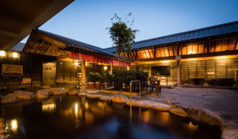 上星川温泉 満天の湯