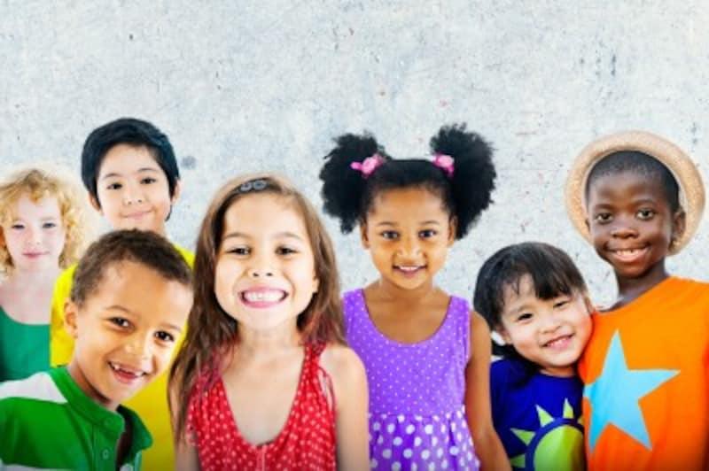 日本の幼稚園や保育園にも、外国人の子女が増加中