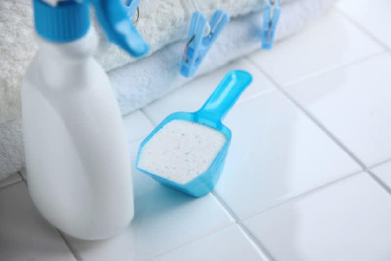 洗剤や漂白剤、柔軟剤を正しく使いましょう