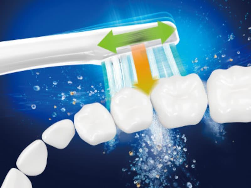 パナソニック電動歯ブラシ「ドルツ」