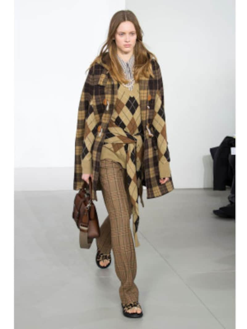 MICHAEL KORS COLLECTION FALL2018 RUNWAY SHOW