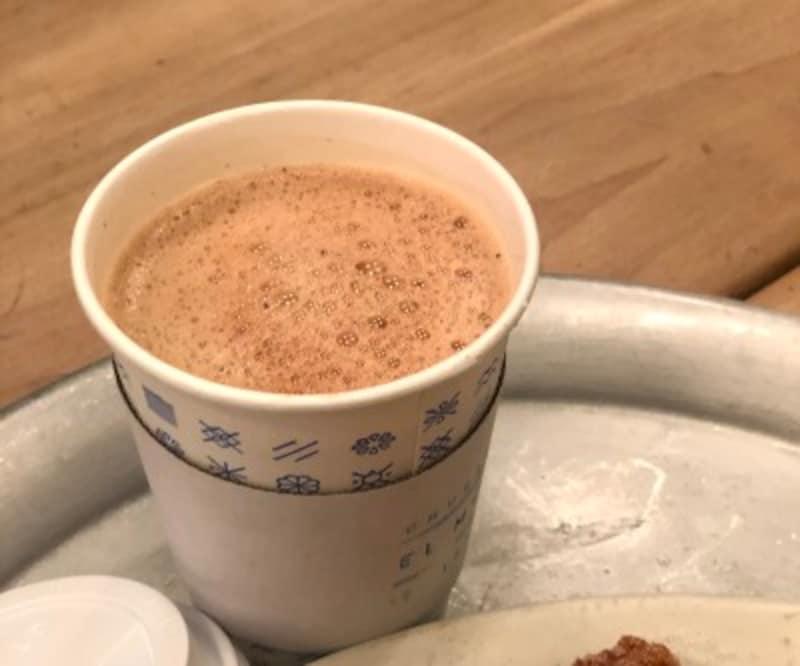 メキシコシティーで飲んだ「チョコラータ」