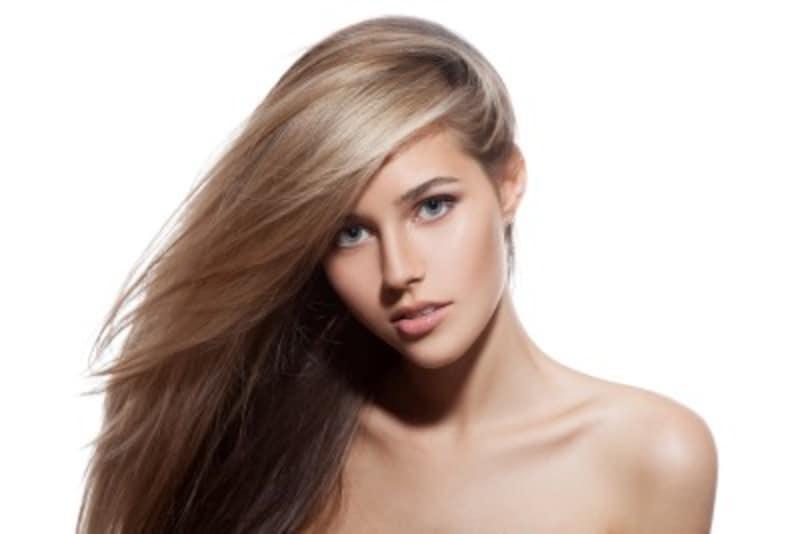金髪の種類:ダークブロンド