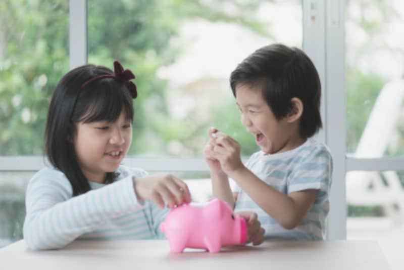 子どもへのお金の教育