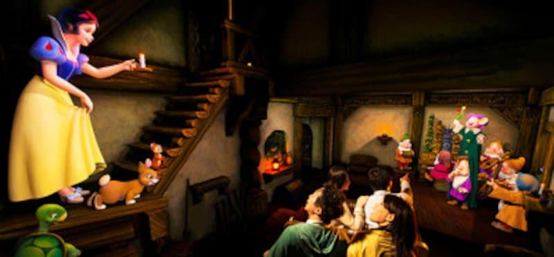 白雪姫と七人のこびと